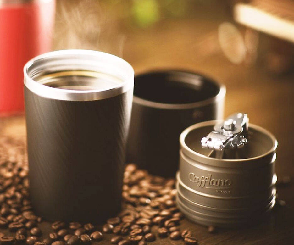Portable Coffee Maker - http://coolthings.us
