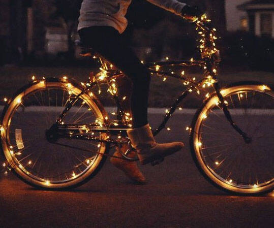 Portable String Lights - http://coolthings.us