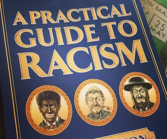 A Practical Guide To Racism Book - http://coolthings.us