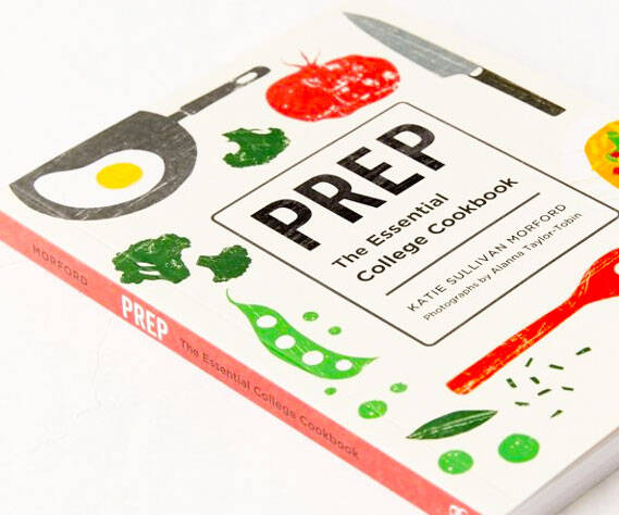 Prep: The Essential College Cookbook - http://coolthings.us