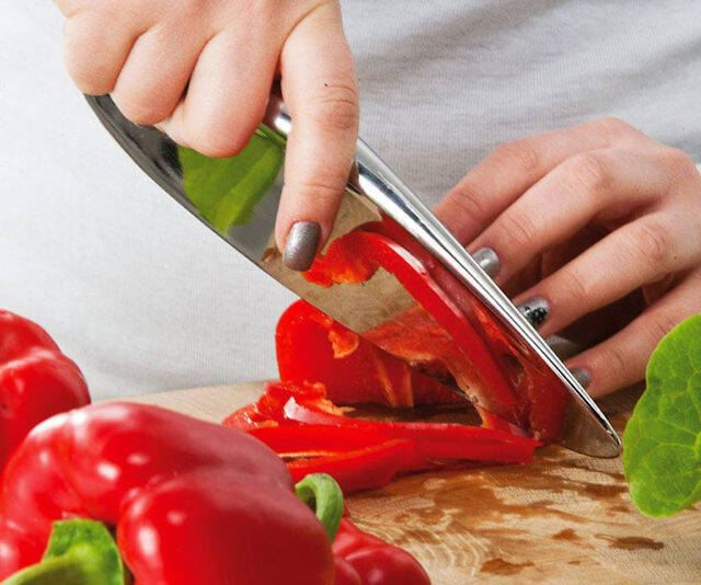 Primitive Handle-Free Kitchen Knife - http://coolthings.us