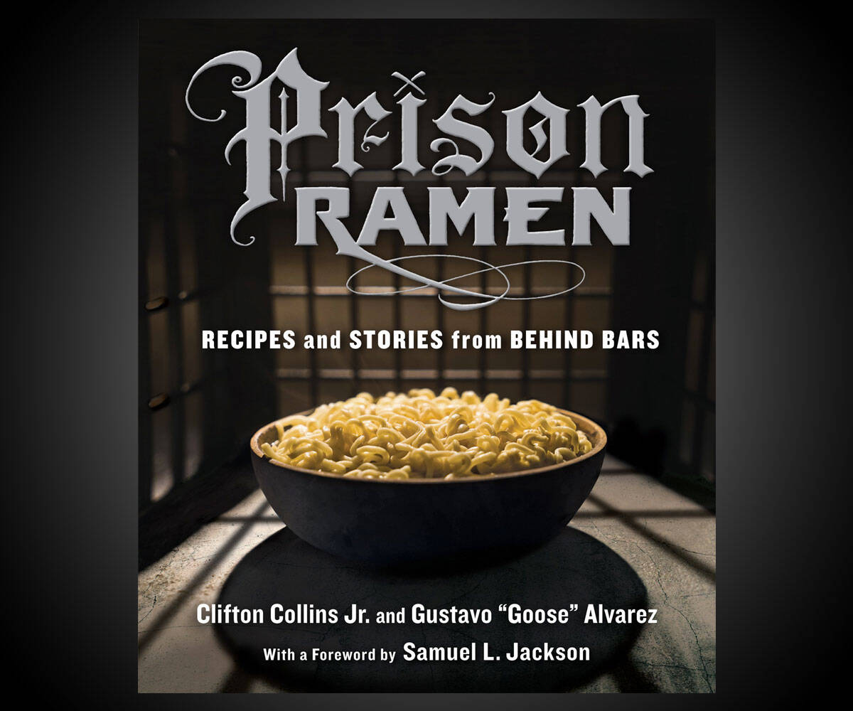 Prison Ramen Recipe Book - http://coolthings.us