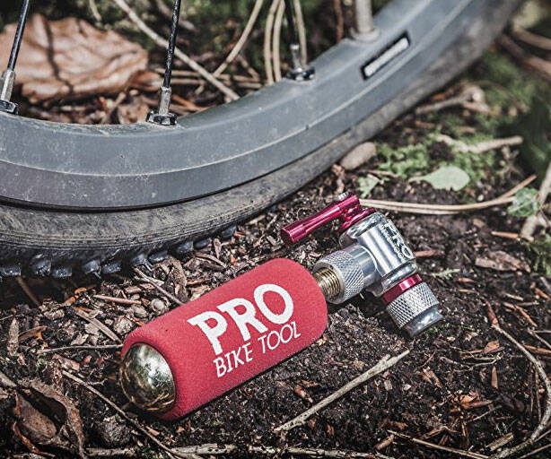 Quick Co2 Bike Tire Inflator - http://coolthings.us