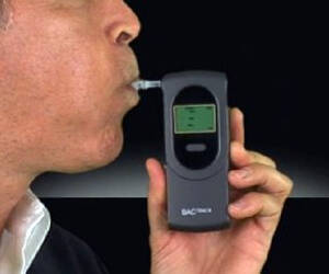 Professional Digital Breathalyzer - http://coolthings.us
