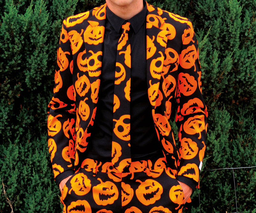 Pumpkin Suit