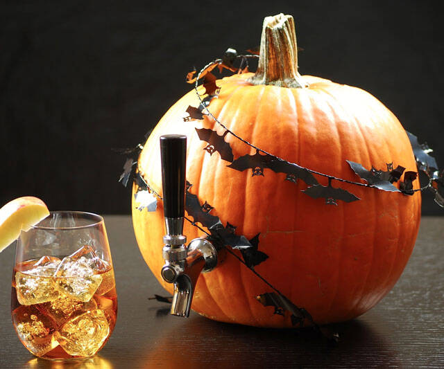 Pumpkin Tap Kit - http://coolthings.us
