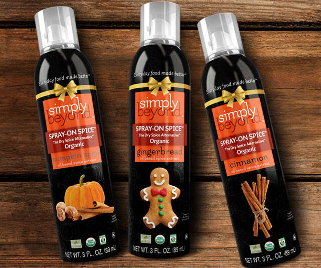 Spray-On Pumpkin Spice - coolthings.us