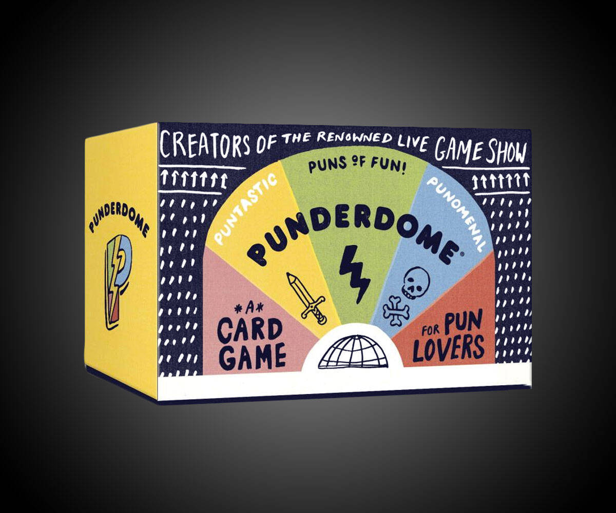 Punderdome: A Card Game for Pun Lovers - coolthings.us