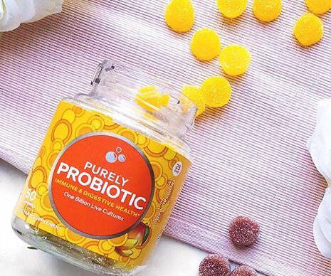 Probiotic Gummy Supplement - http://coolthings.us
