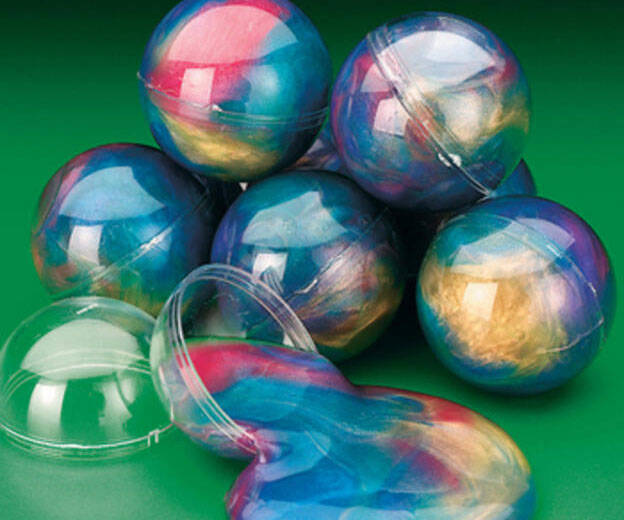 Rainbow Putty Balls - coolthings.us