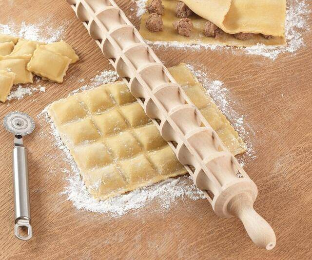 Ravioli Rolling Pin - http://coolthings.us