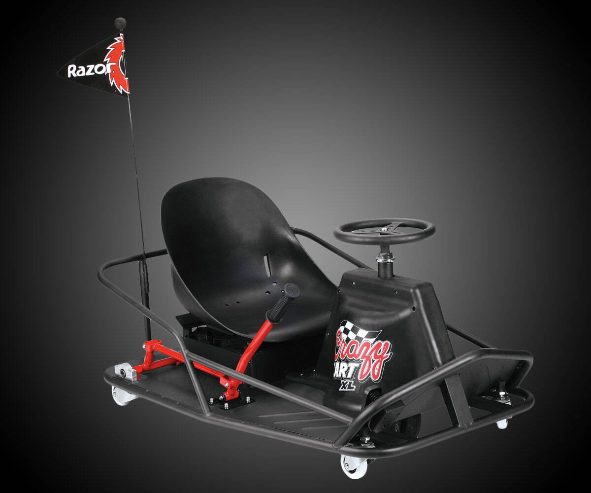 Razor Crazy Cart XL - http://coolthings.us