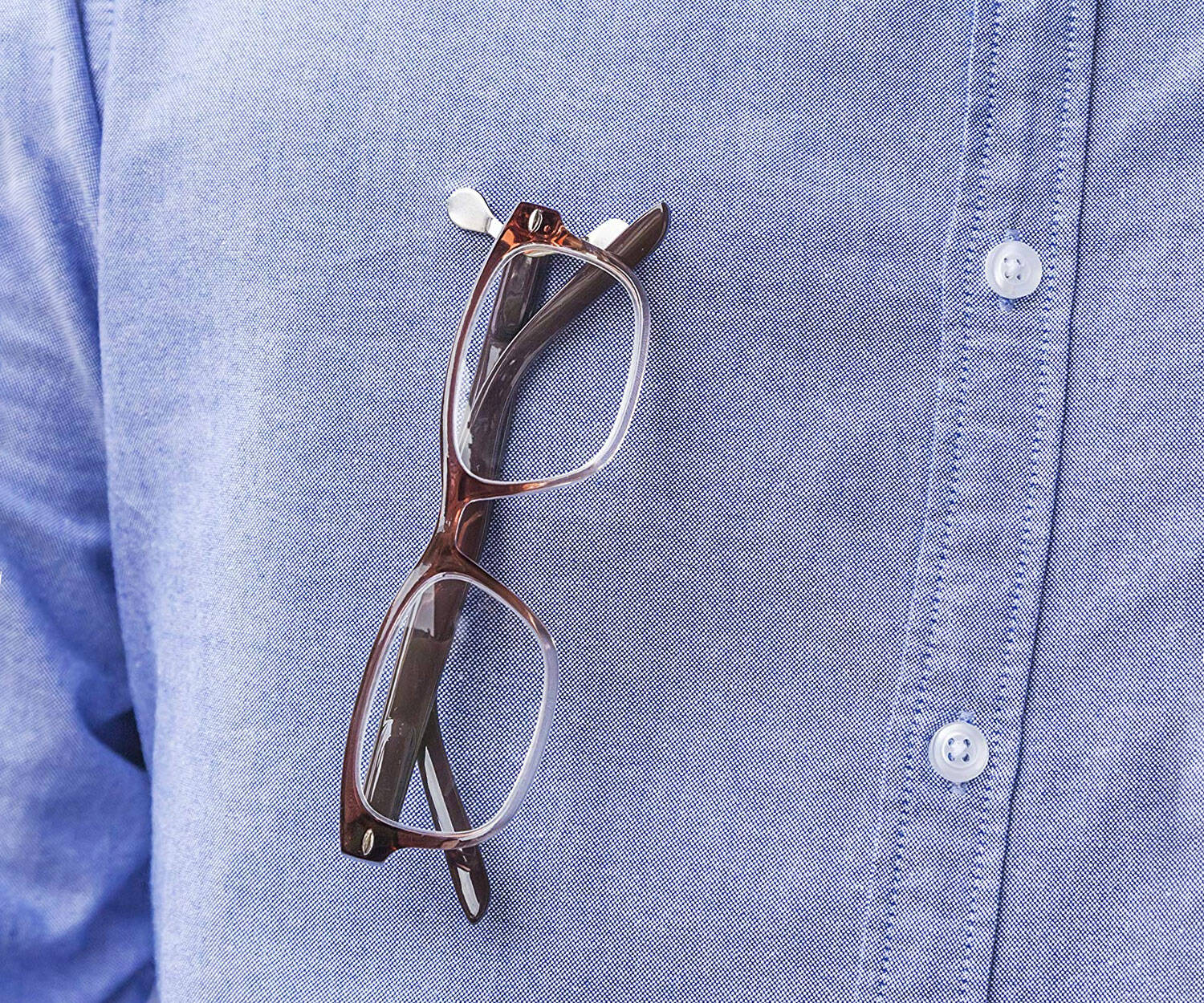 Magnetic Eyeglasses Holder - http://coolthings.us