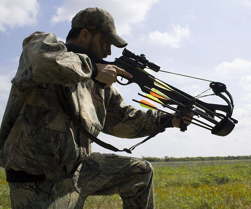 Tactical Crossbow - http://coolthings.us