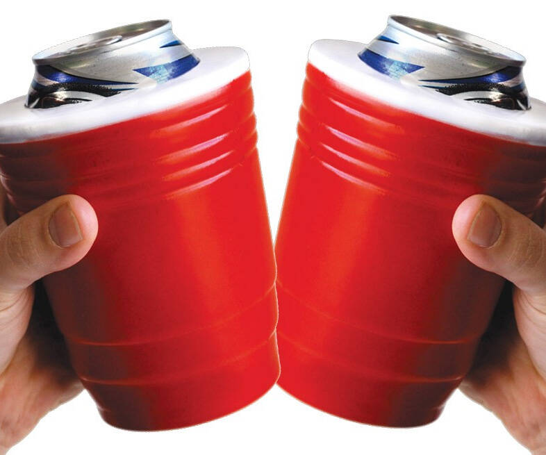 The Red Cup Drink Koozie - coolthings.us