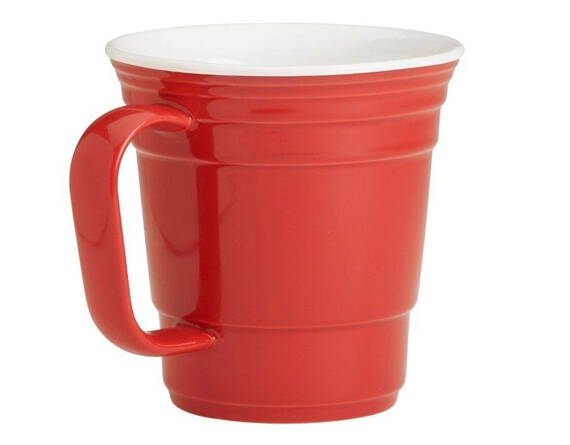 Red Cup Mug - http://coolthings.us