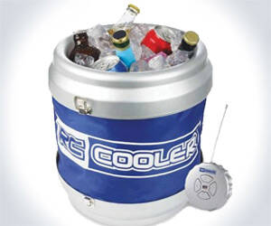 Remote Control Cooler - http://coolthings.us