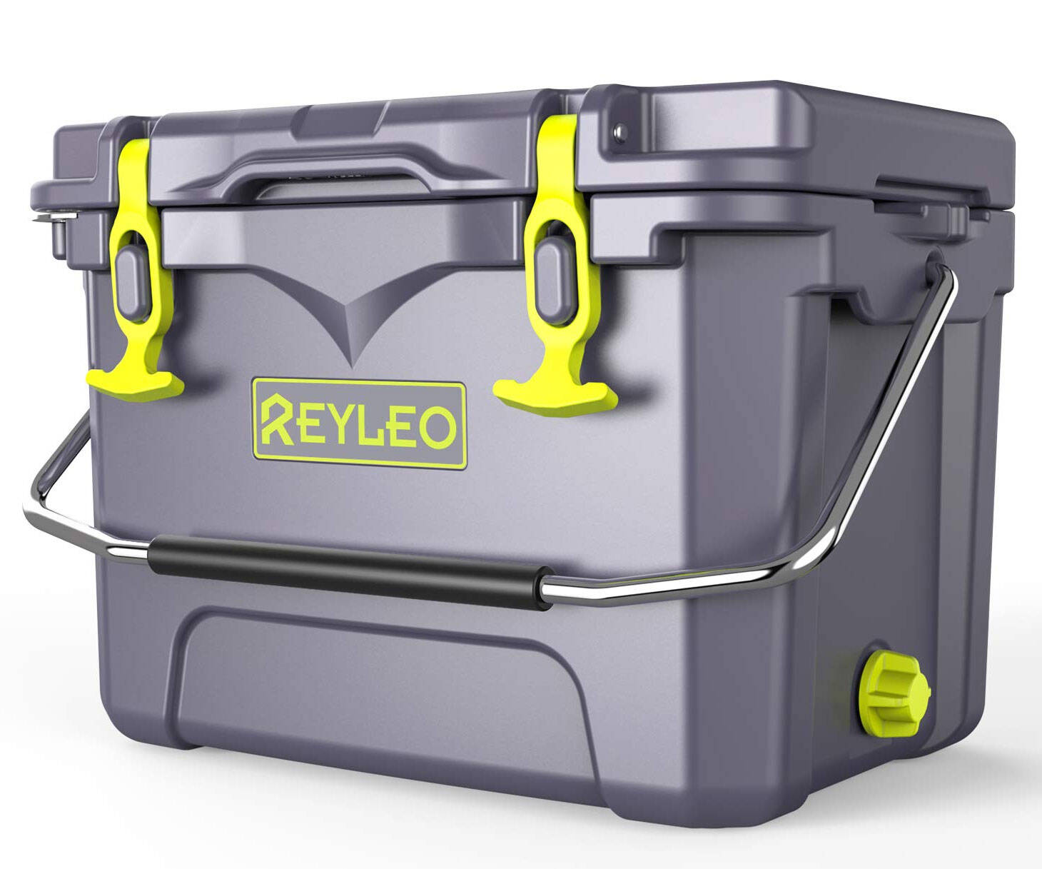 Reyleo Rugged Outdoor Cooler - coolthings.us