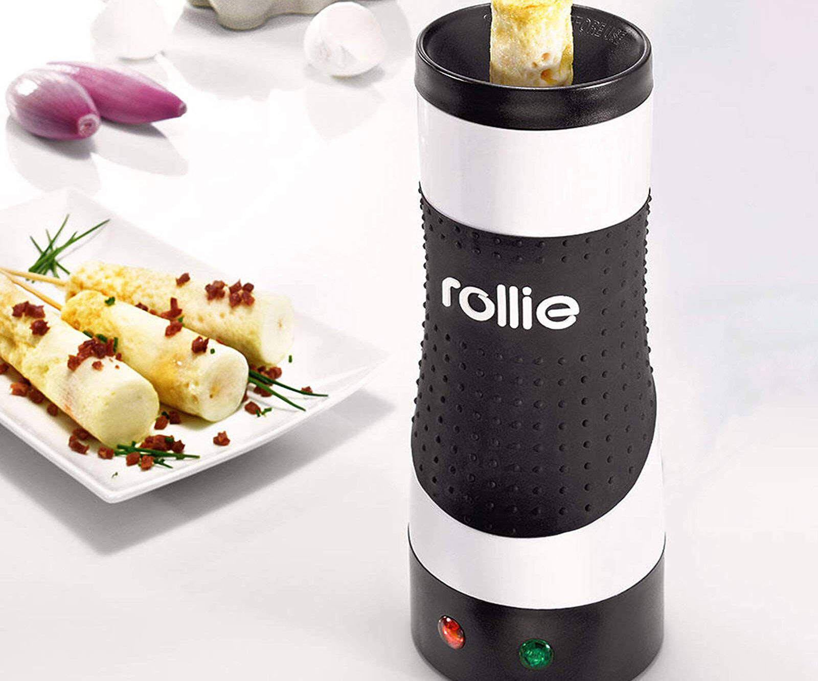 Rollie Automatic Egg Cooker - http://coolthings.us