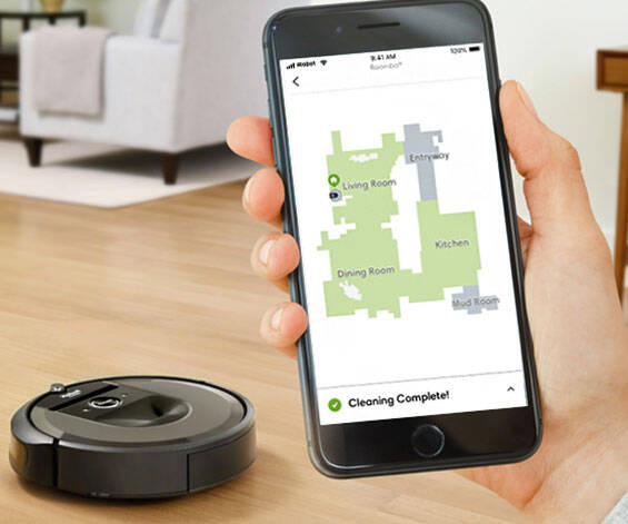 Roomba i7+ Robotic Vacuum - http://coolthings.us