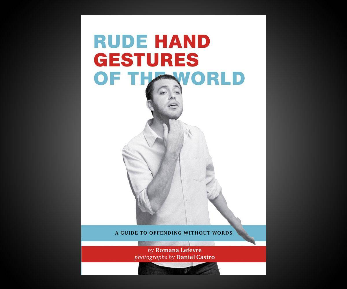 Rude Hand Gestures of the World - http://coolthings.us