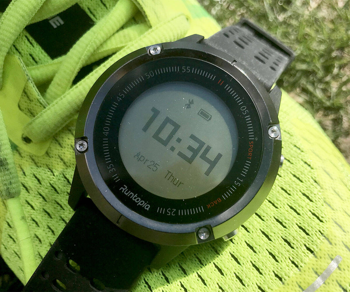 The Affordable GPS Running Watch - http://coolthings.us