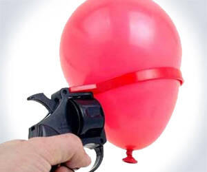Water Balloon Russian Roulette - http://coolthings.us