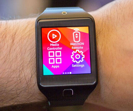 Samsung Smart Watch - http://coolthings.us
