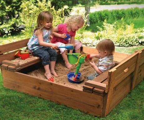 Sandbox Bench - http://coolthings.us
