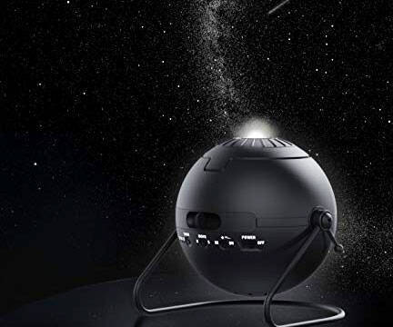 Home Planetarium Star Projector - http://coolthings.us
