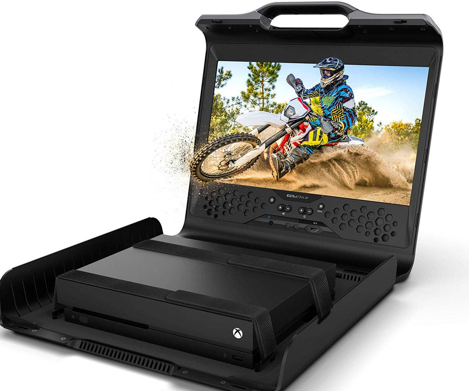 Sentinel Portable Gaming Monitor - http://coolthings.us
