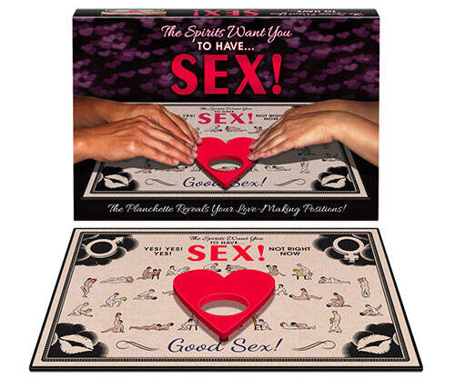 Sex Positions Ouija Board
