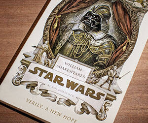 William Shakespeare's Star Wars - coolthings.us