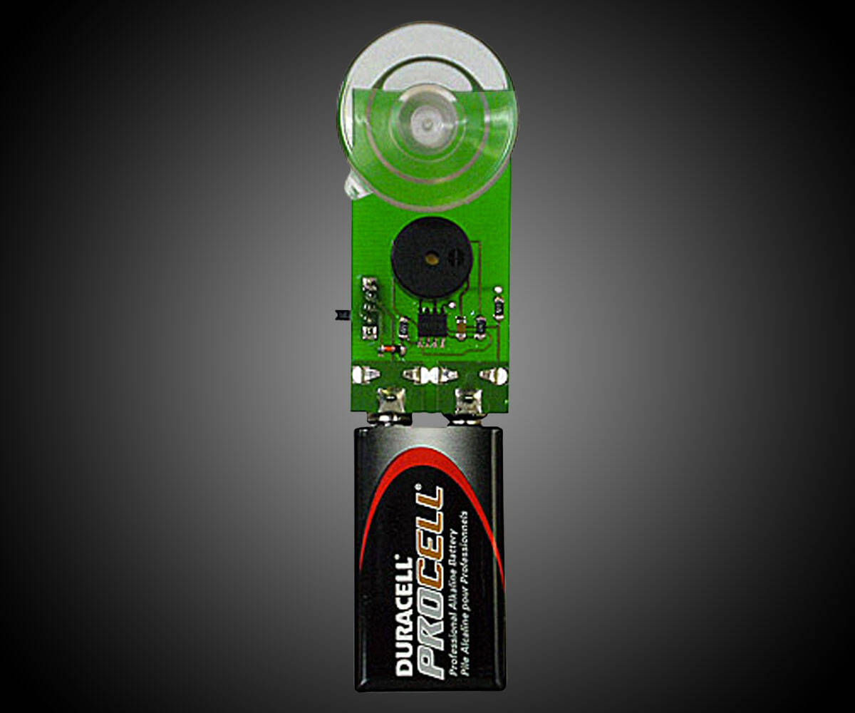 Shomer-Tec Laser Surveillance Defeater - http://coolthings.us