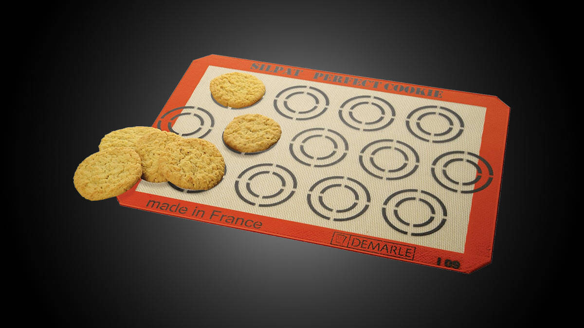 Silpat Perfect Cookie Baking Sheet - coolthings.us