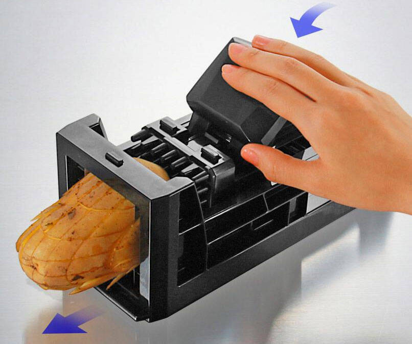 Easy Food Dicer - http://coolthings.us