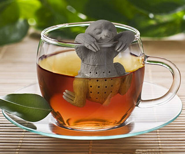 Sloth Tea Infuser - coolthings.us
