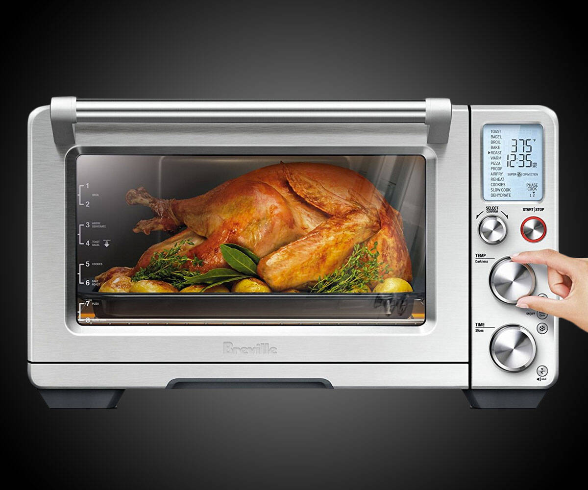 Smart Oven Air Fryer, Roaster & Dehydrator - http://coolthings.us