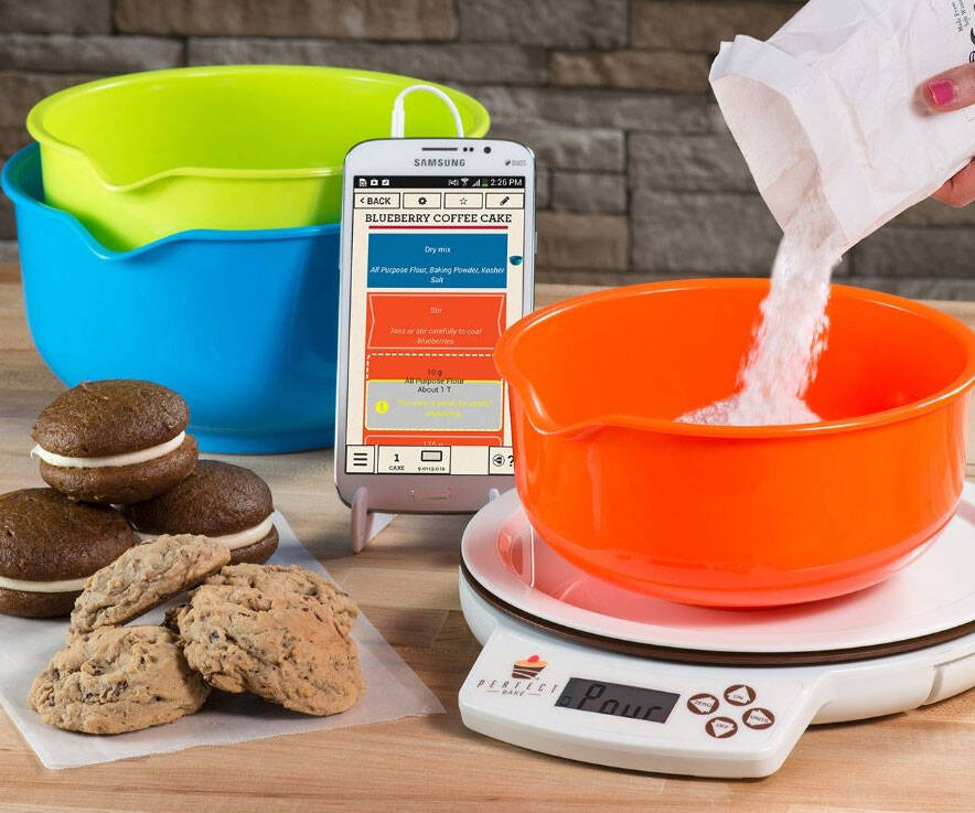 Baking Smart Scale - http://coolthings.us