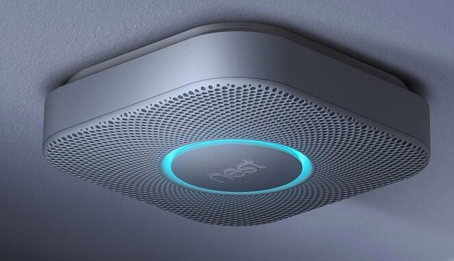 Smart Smoke Detector by Nest - http://coolthings.us