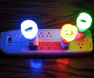 Smart Strip Surge Protector - http://coolthings.us