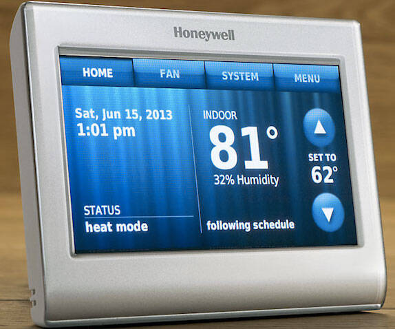 Wi-Fi Smart Thermostat - http://coolthings.us