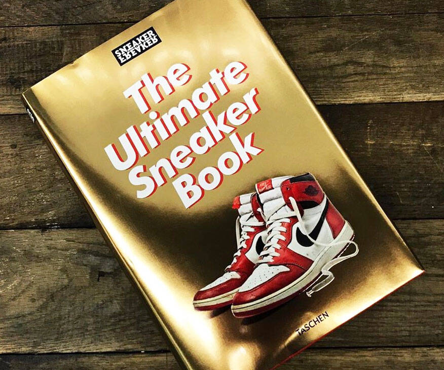 The Ultimate Sneaker Book - http://coolthings.us