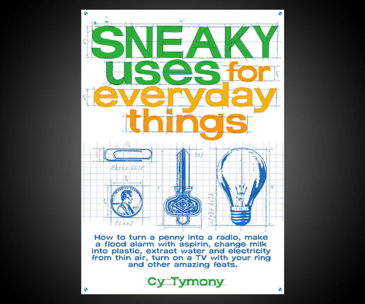Sneaky Uses for Everyday Things - http://coolthings.us