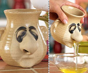 Runny Nose Yolk Separator - http://coolthings.us