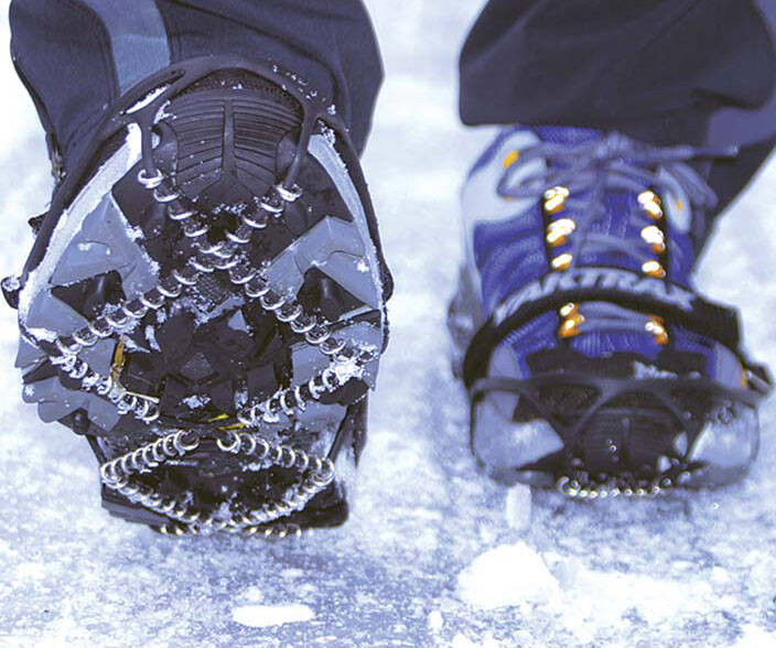 Ice And Snow Traction Cleats - coolthings.us