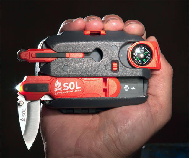 SOL Survival Kit - http://coolthings.us