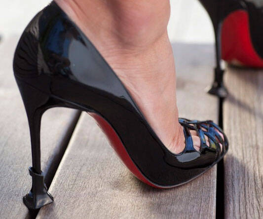 High Heel Protector - http://coolthings.us