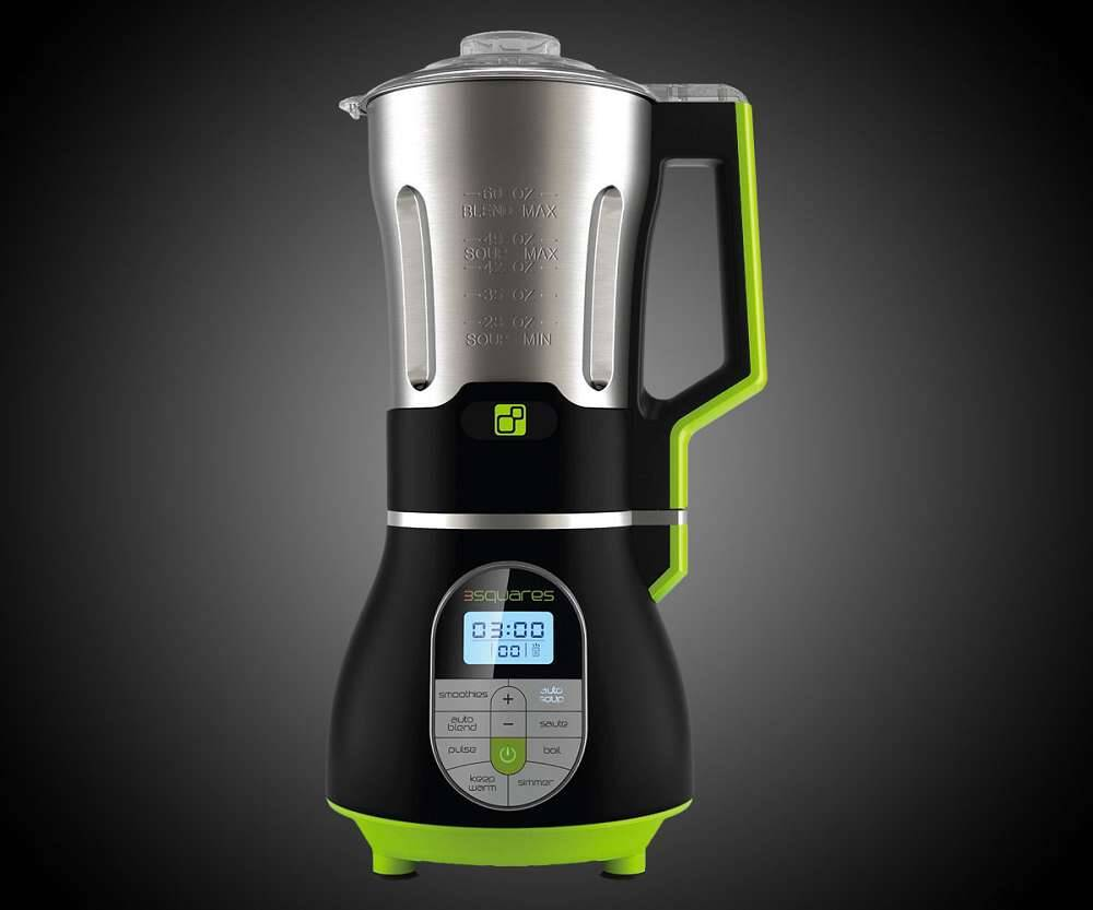 SOUP3RB Cook + Blend Blender - http://coolthings.us