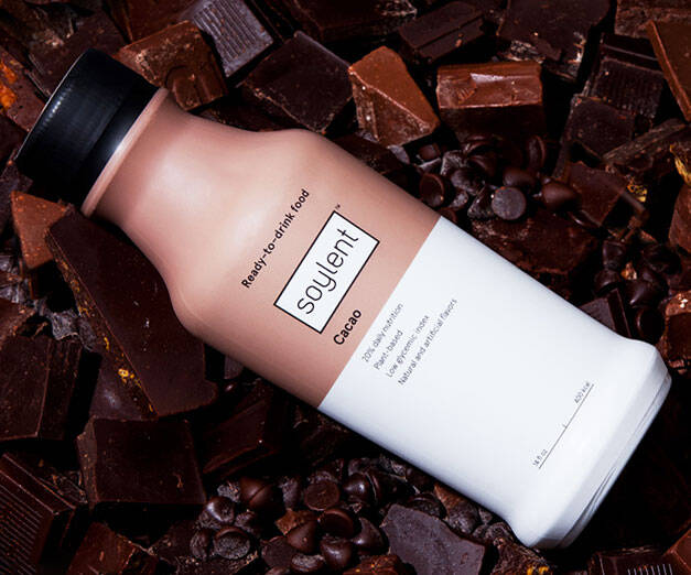 Soylent Flavored Ready To Drink Food - http://coolthings.us